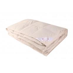 Одеяло двойное пуховое из гусиного пуха