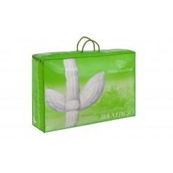 Одеяло из бамбука ткань сатин-жаккард