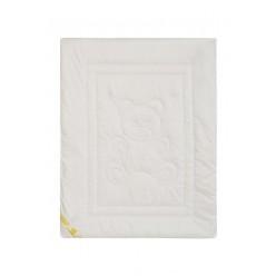 Одеяло детское из бамбука ткань сатин-жаккард