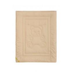Одеяло детское из кашемира ткань сатин-жаккард