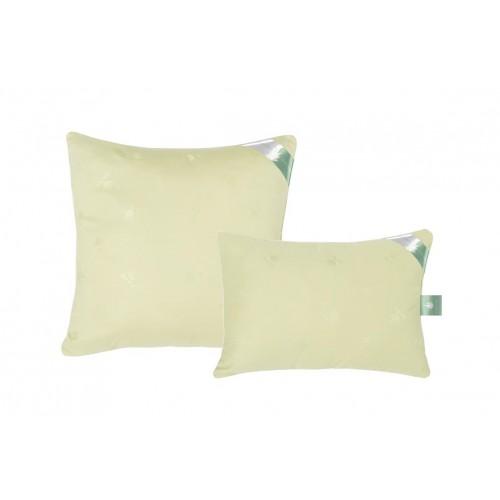 Подушка из лебяжьего пуха ткань сатин-жаккард