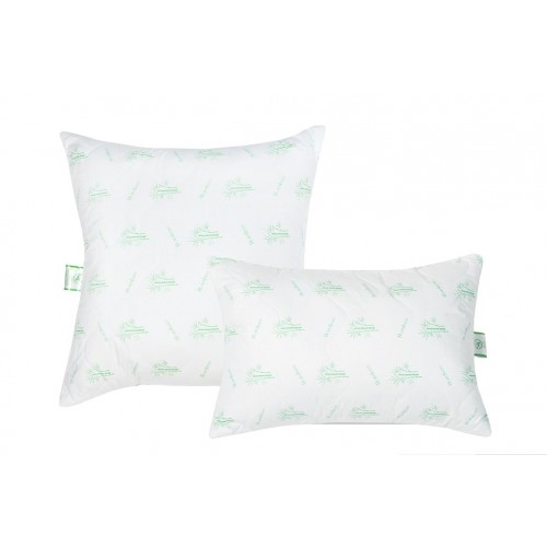 Подушка из бамбука, ткань перкаль