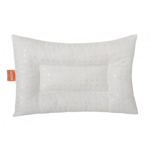 Подушка ортопедическая из finefill ткань тик