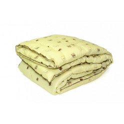 Одеяло Верблюжья шерсть Микрофибра