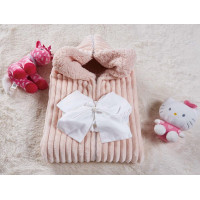 Одеяло-конверт Infanty (пудра) 75х70