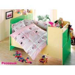 Детское постельное белье для новорожденных SEVIMLI с милыми собачками