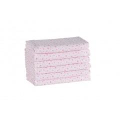 Пеленки для новорожденных 80x80 - 6 штук