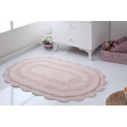 Коврик для ванной кружевной DIANA 50x80