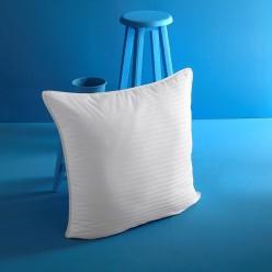 Подушка сатин полосатый VIA 70x70