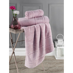 Махровое полотенце из бамбука для лица ARMOND 50х90