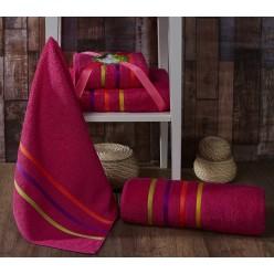Комплект махровых полотенец BALE NEON