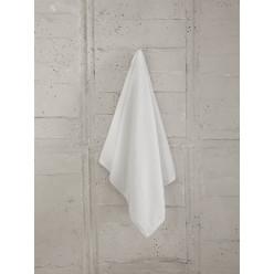 Махровое банное полотенце из хлопка ARKADYA однотонное кремовое