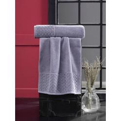 Махровое полотенце из хлопка банное PONPON