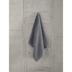 Махровое лицевое полотенце из хлопка ARKADYA однотонное
