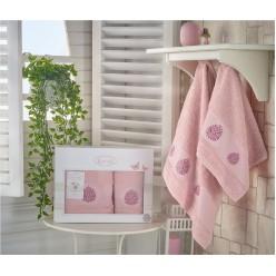 Комплект махровых полотенец DEVON
