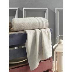 Махровое полотенец из хлопка для лица DERIN 50х90