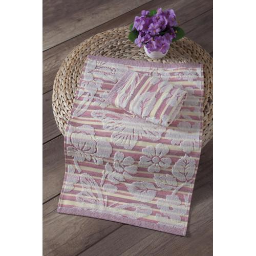 Махровое полотенце из хлопка с узорами MARIPOSA