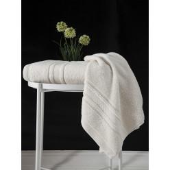Пушистое полотенце из хлопка для лица SERRA