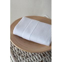 Кухонное полотенце микрокотон двухстороннее TRUVA коричневое