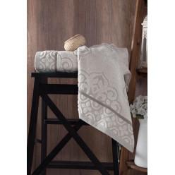 Махровое полотенце из хлопка банное TUNUS