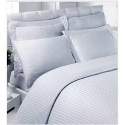 Постельное белье сатин гостиничное 1.5 спальное