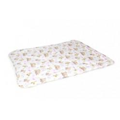 Одеяло детское ватное облегченное