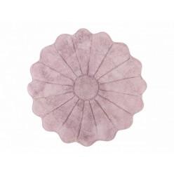DAISY Mor (фиолетовый) Коврик для ванной