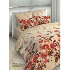 Комплект постельного белья Бязь бежевый