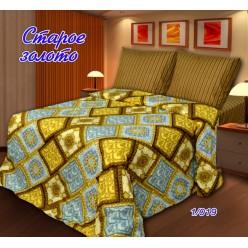 Комплект постельного белья Старое золото Бязь ГОСТ