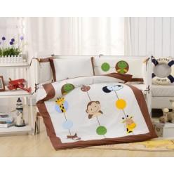 Комплект для новорожденных с бортиком