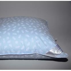 Подушка из синтетического лебяжьего пуха